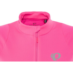 PEARL iZUMi Select Pursuit Thermal Jersey Dame screaming pink whirl